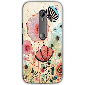Motorola Moto G 3rd gen Mobile Covers Cases Deep Water Jelly fish- Lowest Price - Paybydaddy.com