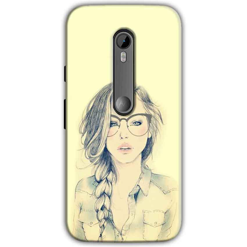 Motorola Moto G 3rd gen Mobile Covers Cases Girl Picture - Lowest Price - Paybydaddy.com
