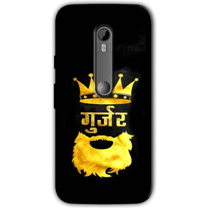 Motorola Moto G 3rd gen Mobile Covers Cases Gujjar with Beard- Lowest Price - Paybydaddy.com