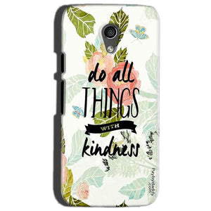 Motorola Moto G Gen 2 Mobile Covers Cases Do all things with kindness - Lowest Price - Paybydaddy.com