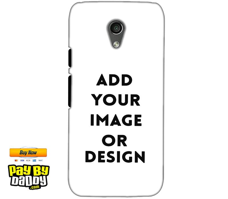 Customized Motorola Moto G Gen 2 Mobile Phone Covers & Back Covers with your Text & Photo