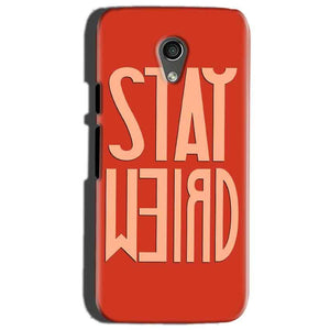 Motorola Moto G Gen 2 Mobile Covers Cases Stay Weird - Lowest Price - Paybydaddy.com