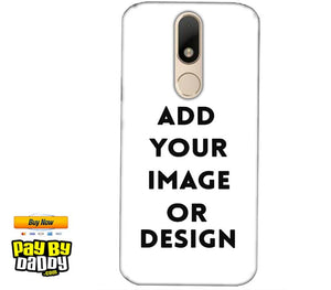 Customized Motorola Moto M Mobile Phone Covers & Back Covers with your Text & Photo
