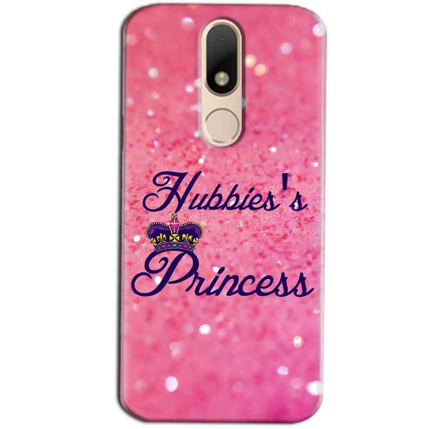 Motorola Moto M Mobile Covers Cases Hubbies Princess - Lowest Price - Paybydaddy.com