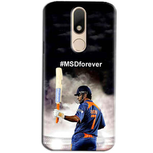 Motorola Moto M Mobile Covers Cases MS dhoni Forever - Lowest Price - Paybydaddy.com