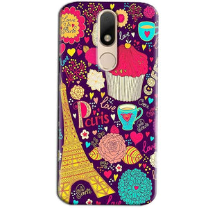 Motorola Moto M Mobile Covers Cases Paris Sweet love - Lowest Price - Paybydaddy.com