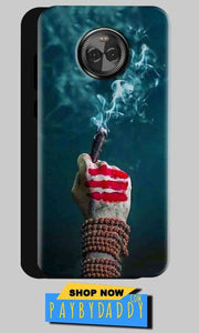 Motorola Moto X4 Mobile Covers Cases Shiva Hand With Clilam - Lowest Price - Paybydaddy.com