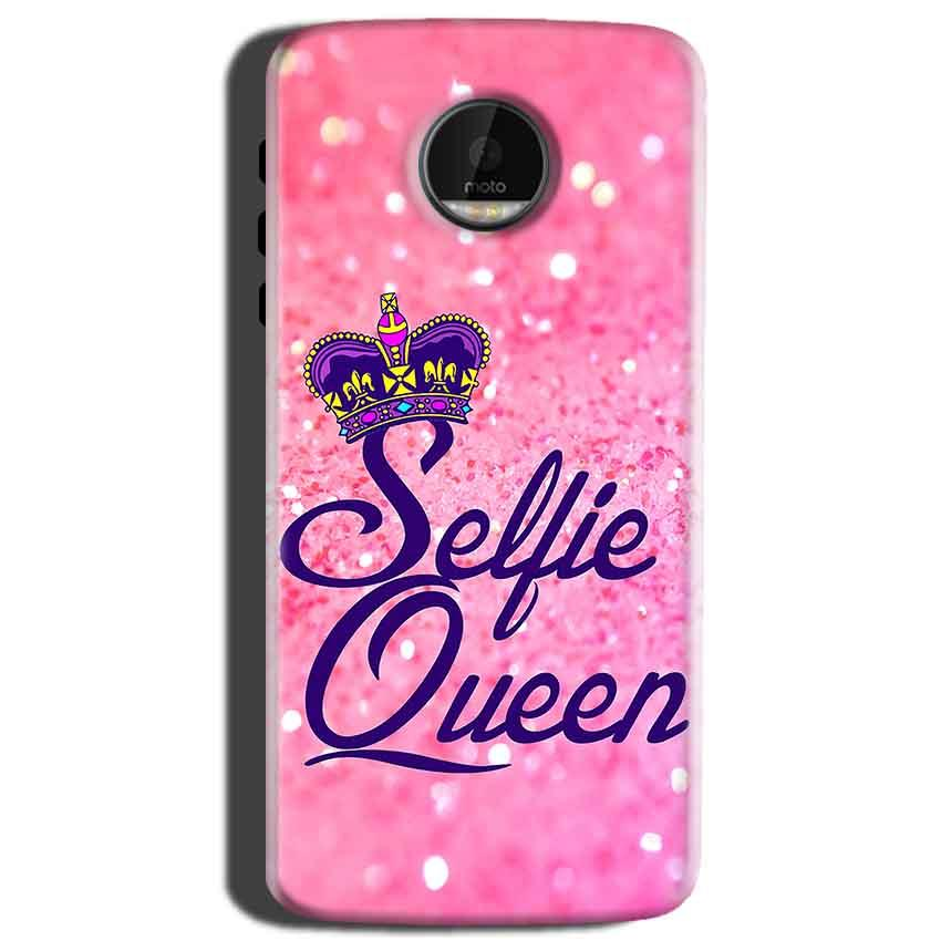 Motorola Moto Z Play Mobile Covers Cases Selfie Queen - Lowest Price - Paybydaddy.com