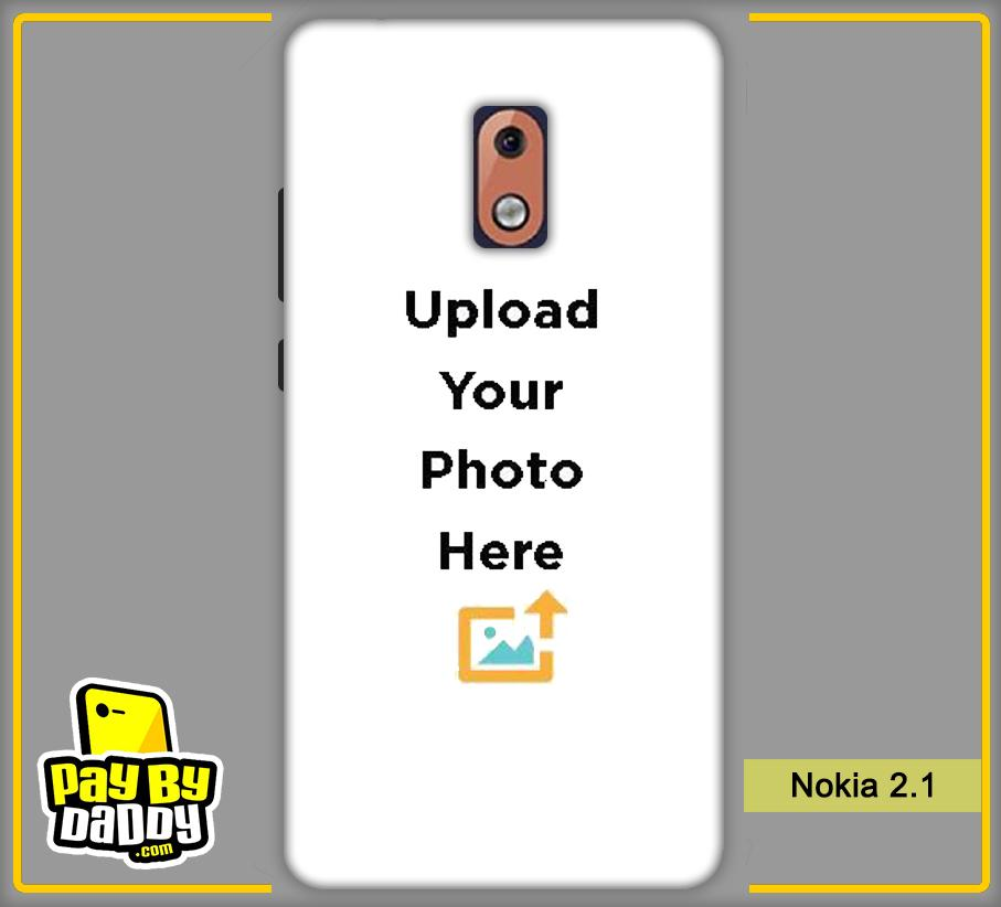 Nokia 2.1 Back Mobile Phone Covers & Back Covers with your Text & PhotoPhoto Cover,Custom Cover,Picture With Cover