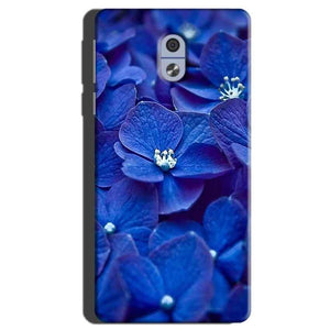 Nokia 3 Mobile Covers Cases Blue flower - Lowest Price - Paybydaddy.com
