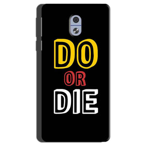 Nokia 3 Mobile Covers Cases DO OR DIE - Lowest Price - Paybydaddy.com