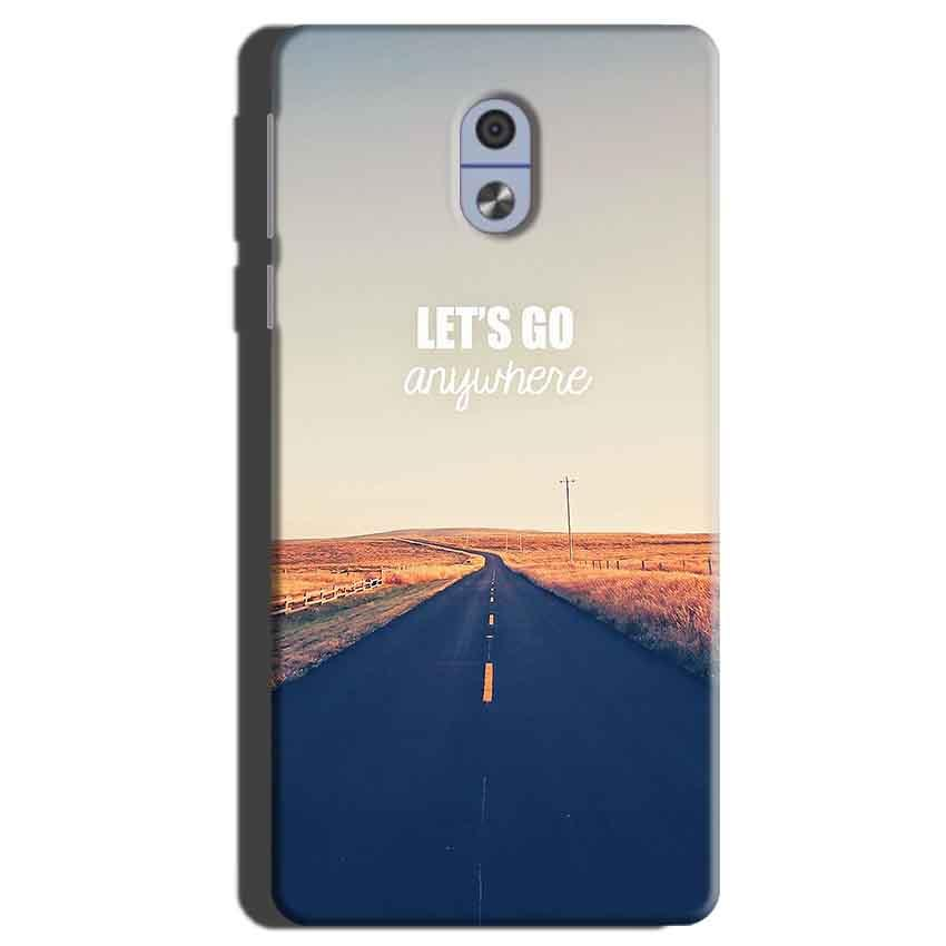 Nokia 3 Mobile Covers Cases Lets Go Anywhere Quote - Lowest Price - Paybydaddy.com