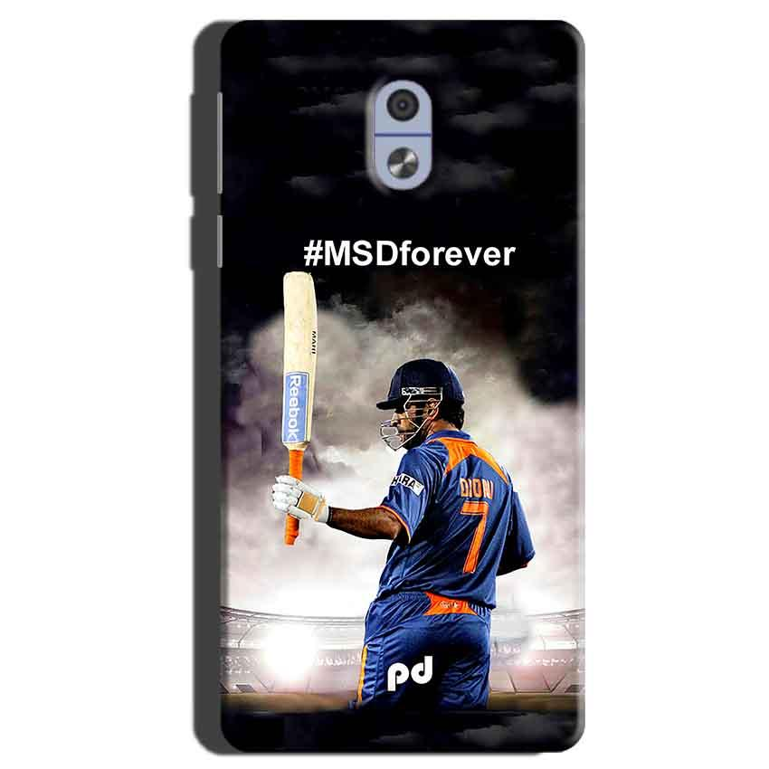 Nokia 3 Mobile Covers Cases MS dhoni Forever - Lowest Price - Paybydaddy.com