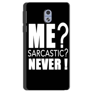 Nokia 3 Mobile Covers Cases Me sarcastic - Lowest Price - Paybydaddy.com