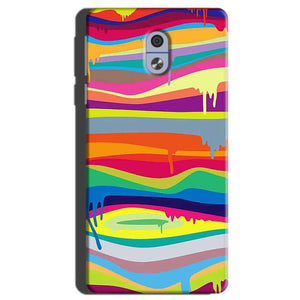 Nokia 3 Mobile Covers Cases Melted colours - Lowest Price - Paybydaddy.com