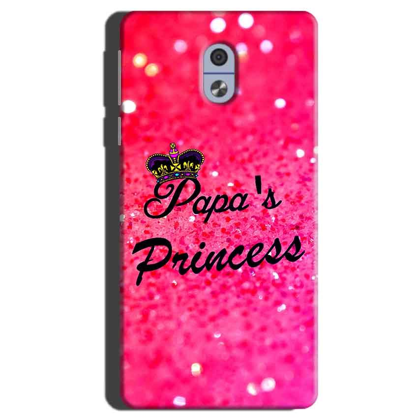 Nokia 3 Mobile Covers Cases PAPA PRINCESS - Lowest Price - Paybydaddy.com