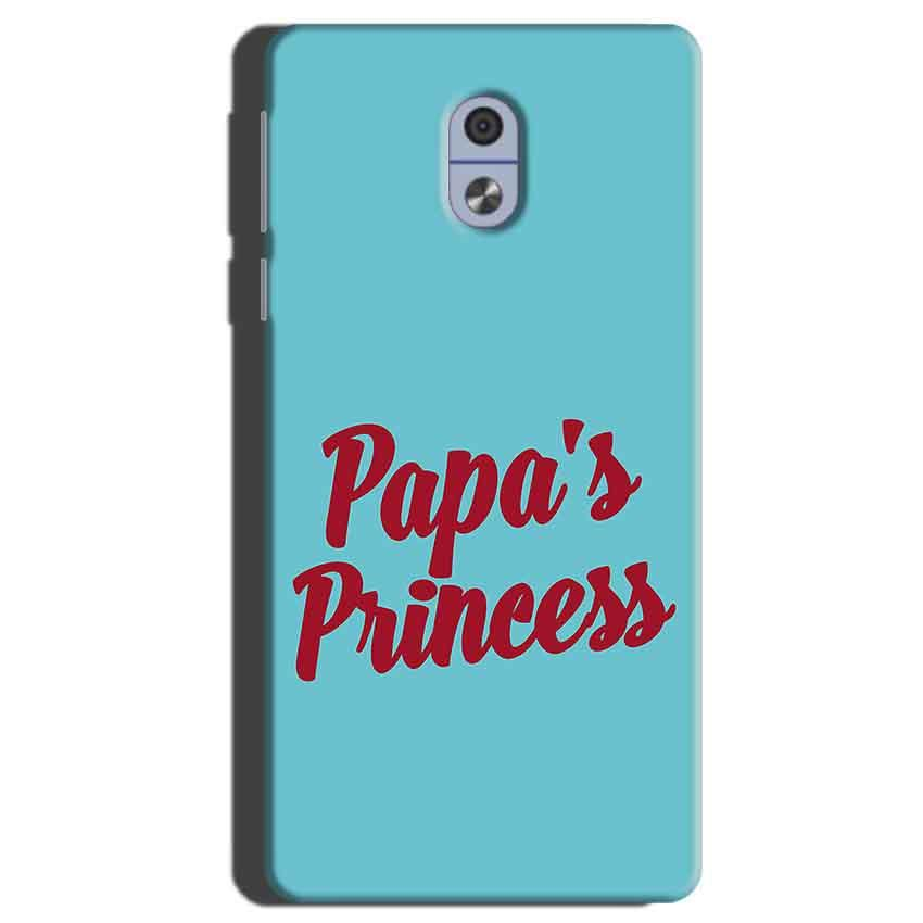 Nokia 3 Mobile Covers Cases Papas Princess - Lowest Price - Paybydaddy.com