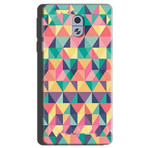 Nokia 3 Mobile Covers Cases Prisma coloured design - Lowest Price - Paybydaddy.com