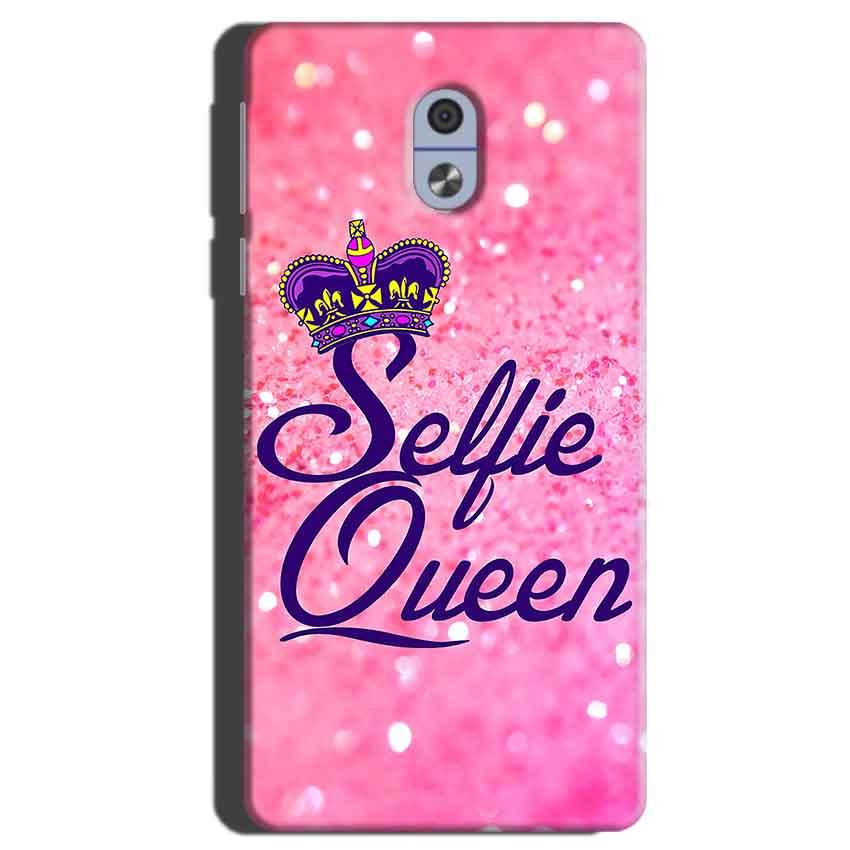 reputable site 616cb 1299f Nokia 3 Selfie Queen Back Cover