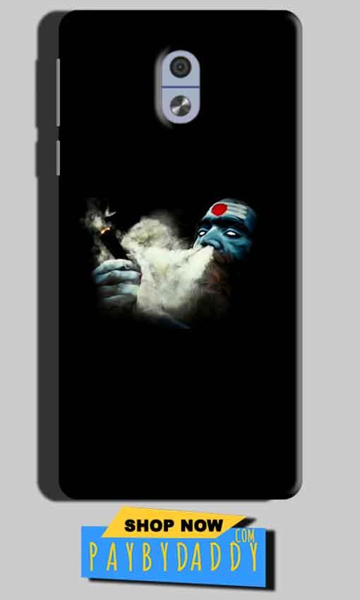Nokia 3 Mobile Covers Cases Shiva Aghori Smoking - Lowest Price - Paybydaddy.com