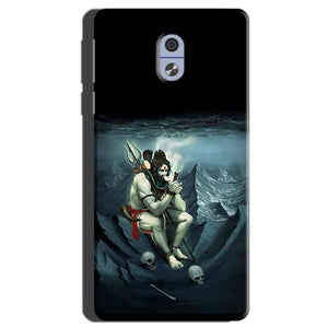 Nokia 3 Mobile Covers Cases Shiva Smoking - Lowest Price - Paybydaddy.com