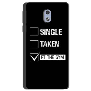 Nokia 3 Mobile Covers Cases Single Taken At The Gym - Lowest Price - Paybydaddy.com