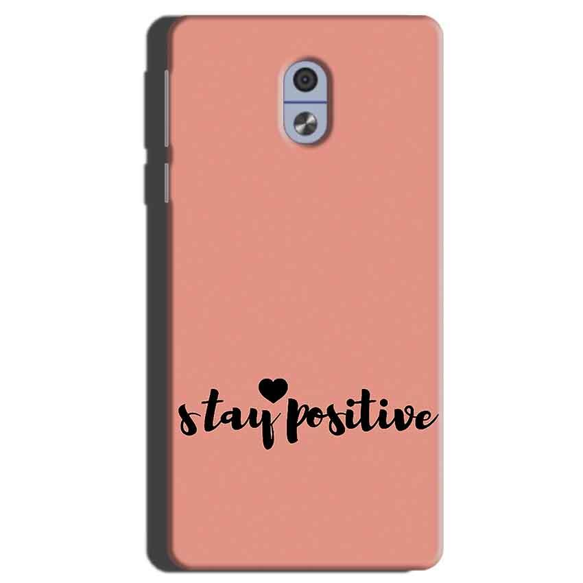 Nokia 3 Mobile Covers Cases Stay Positive - Lowest Price - Paybydaddy.com