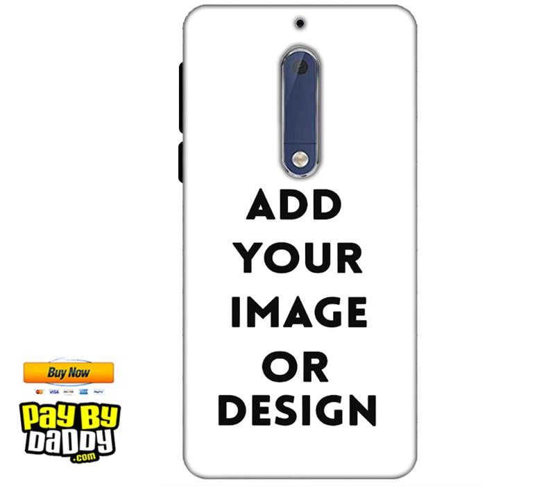 Customized Nokia 5 Mobile Phone Covers & Back Covers with your Text & Photo