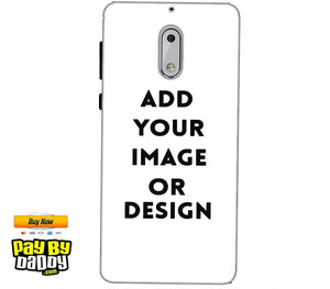 Customized Nokia 6 Mobile Phone Covers & Back Covers with your Text & Photo