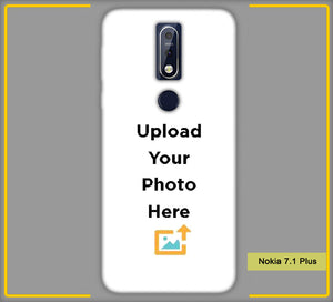 Nokia 7.1 Plus Photo Customized Mobile Back Phone Covers & Cases
