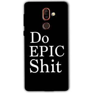 Nokia 7 plus Mobile Covers Cases Do Epic Shit- Lowest Price - Paybydaddy.com
