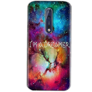 Nokia 8 Mobile Covers Cases I am Dreamer - Lowest Price - Paybydaddy.com