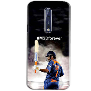 Nokia 8 Mobile Covers Cases MS dhoni Forever - Lowest Price - Paybydaddy.com
