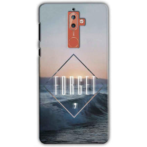 Nokia 9 Mobile Covers Cases Forget Quote Something Different - Lowest Price - Paybydaddy.com