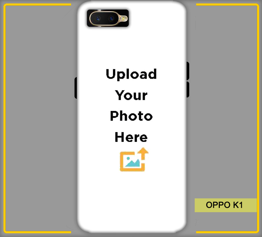 Customized OPPO K1  Mobile Phone Covers & Back Covers with your Text & Photo