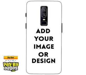 Customized OnePlus 6 Mobile Phone Covers & Back Covers with your Text & Photo