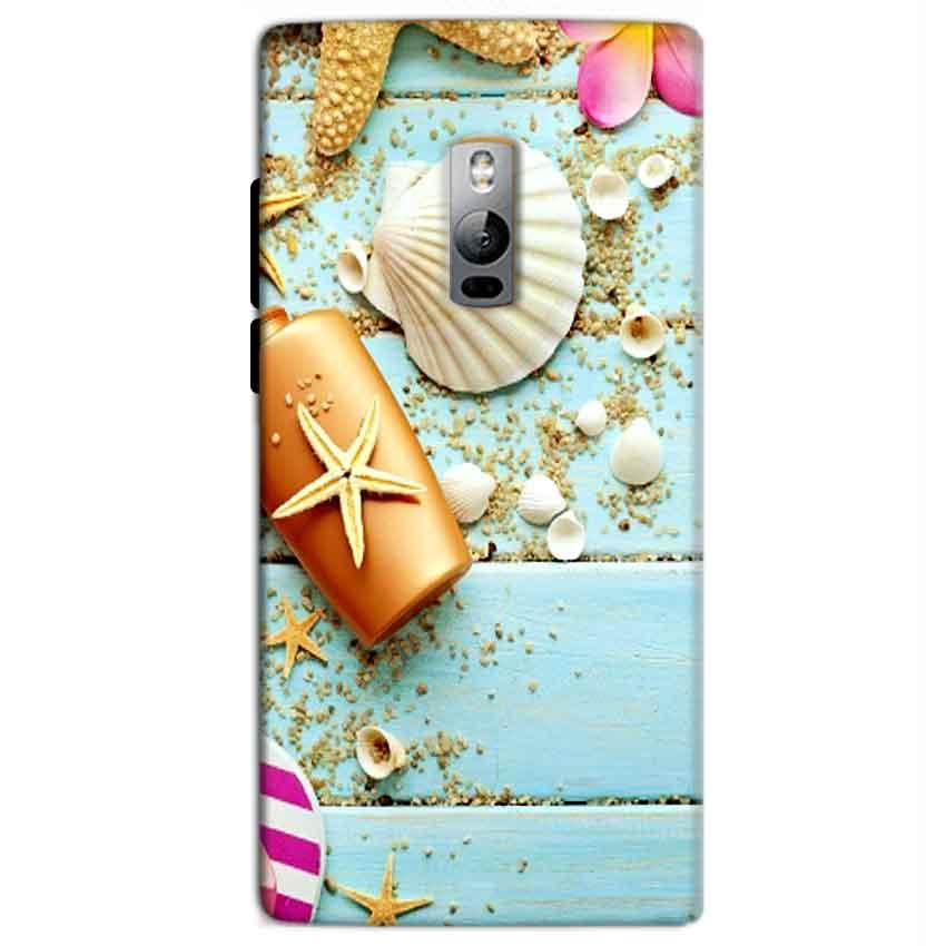 One Plus 2 Two Mobile Covers Cases Pearl Star Fish - Lowest Price - Paybydaddy.com