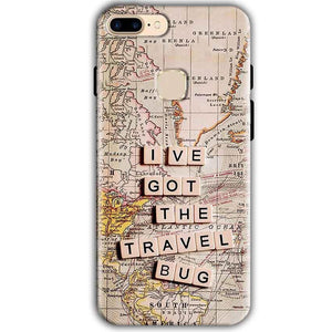 One Plus 5T Mobile Covers Cases Live Travel Bug - Lowest Price - Paybydaddy.com
