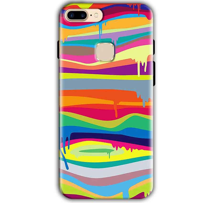 One Plus 5T Mobile Covers Cases Melted colours - Lowest Price - Paybydaddy.com