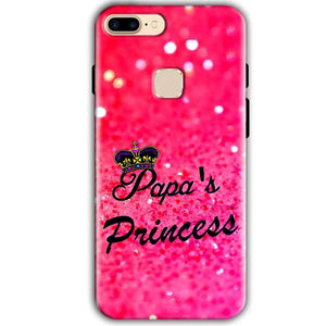One Plus 5T Mobile Covers Cases PAPA PRINCESS - Lowest Price - Paybydaddy.com