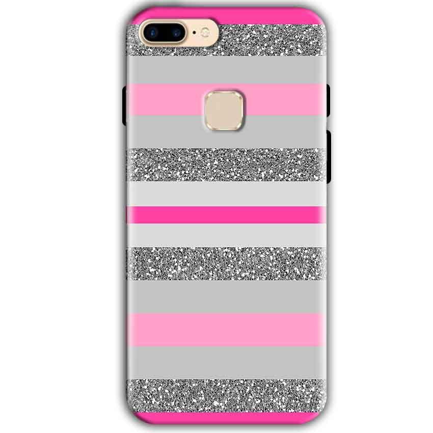One Plus 5T Mobile Covers Cases Pink colour pattern - Lowest Price - Paybydaddy.com