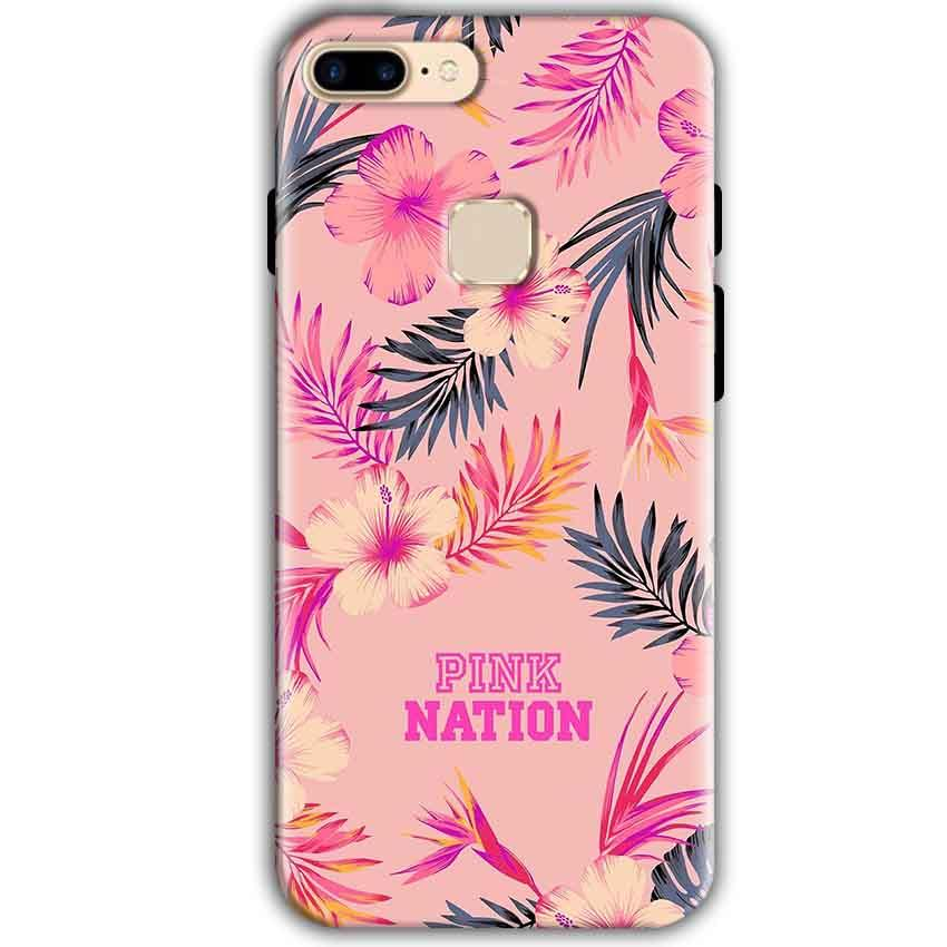 One Plus 5T Mobile Covers Cases Pink nation - Lowest Price - Paybydaddy.com