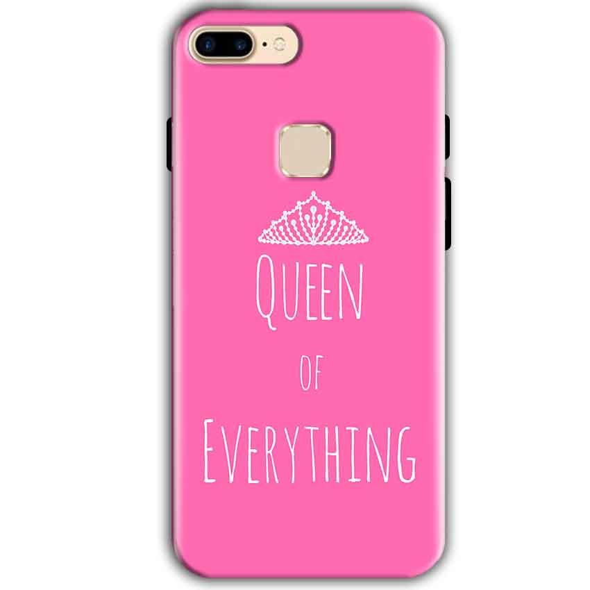 One Plus 5T Mobile Covers Cases Queen Of Everything Pink White - Lowest Price - Paybydaddy.com
