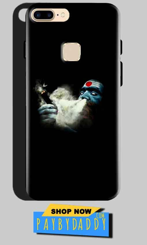 One Plus 5T Mobile Covers Cases Shiva Aghori Smoking - Lowest Price - Paybydaddy.com