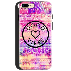 One Plus 5 Mobile Covers Cases Good Vibes with Heart - Lowest Price - Paybydaddy.com