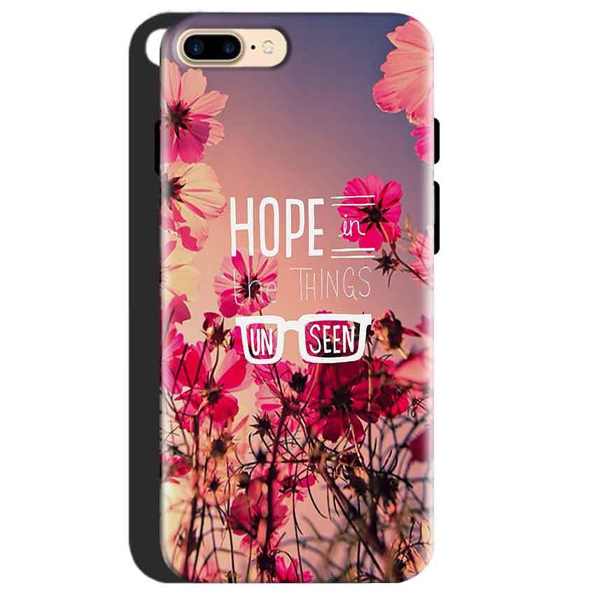 One Plus 5 Mobile Covers Cases Hope in the Things Unseen- Lowest Price - Paybydaddy.com