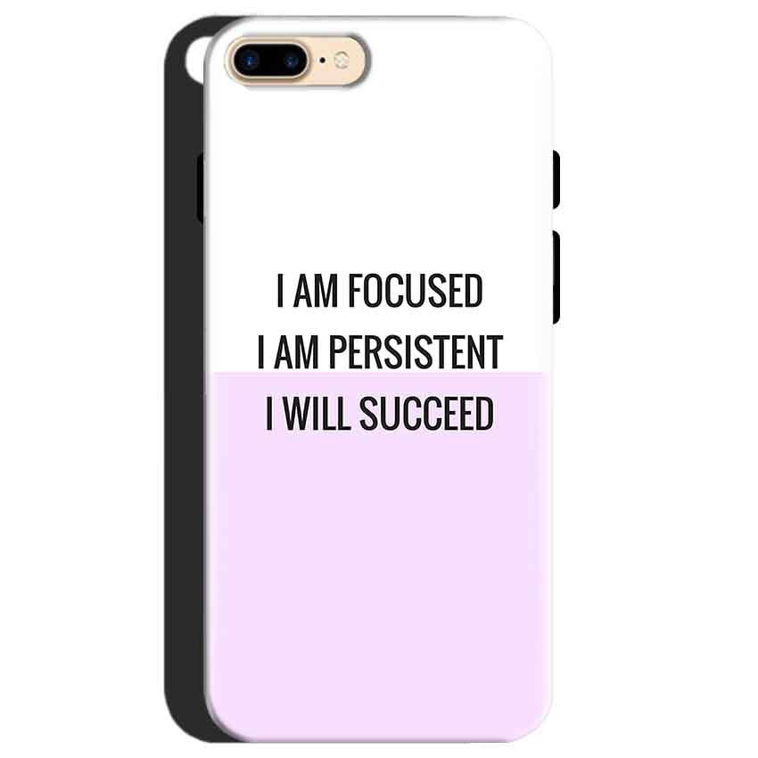 One Plus 5 Mobile Covers Cases I am Focused - Lowest Price - Paybydaddy.com