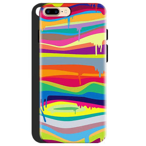 One Plus 5 Mobile Covers Cases Melted colours - Lowest Price - Paybydaddy.com