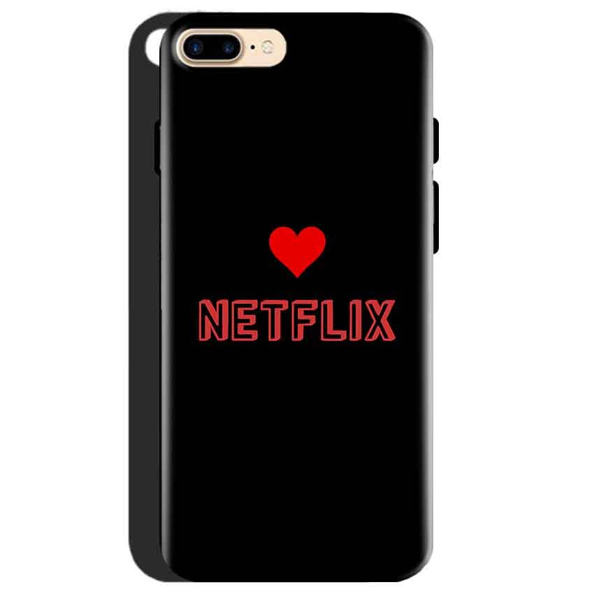One Plus 5 Mobile Covers Cases NETFLIX WITH HEART - Lowest Price - Paybydaddy.com
