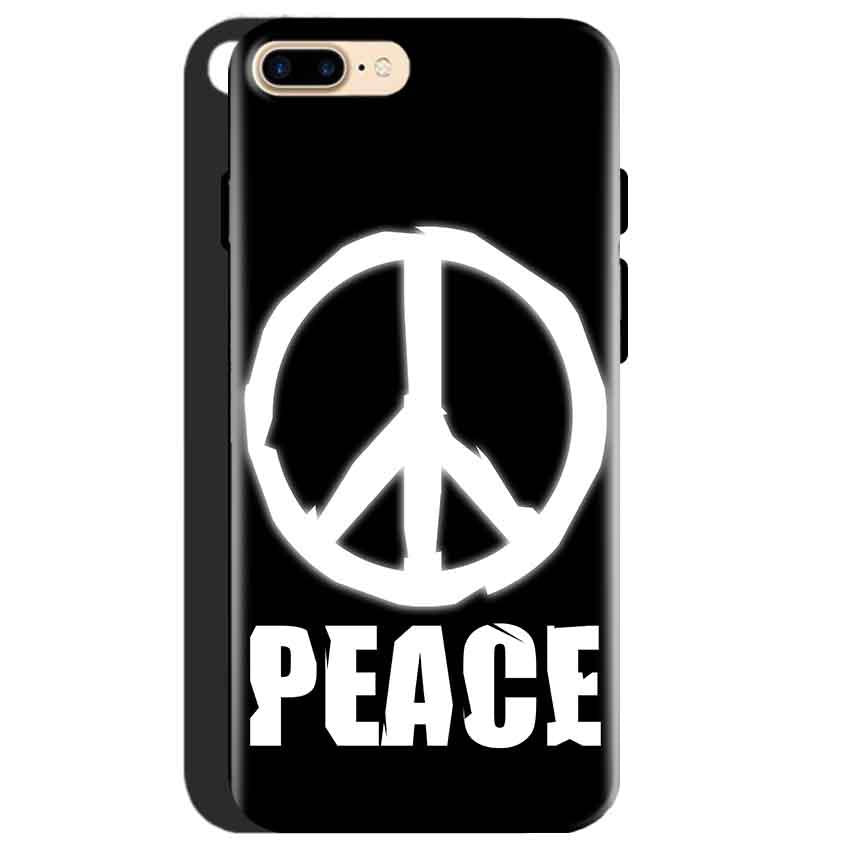 One Plus 5 Mobile Covers Cases Peace Sign In White - Lowest Price - Paybydaddy.com